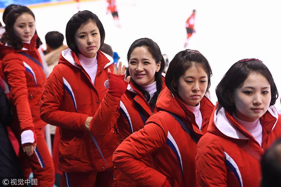 2018年2月10日,韩国,2018平昌冬奥会女子冰球,瑞士vs朝韩联队,朝鲜