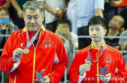 国乒喜讯!功勋教练复出 试错1年后马龙与恩师再会