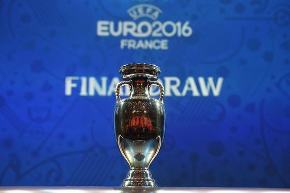 欧洲杯抽签-意大利将遭遇世界头名! 英格兰会贝尔